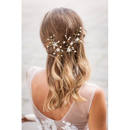 Vintage hair vine