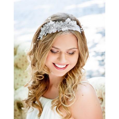 Wedding Flower headband